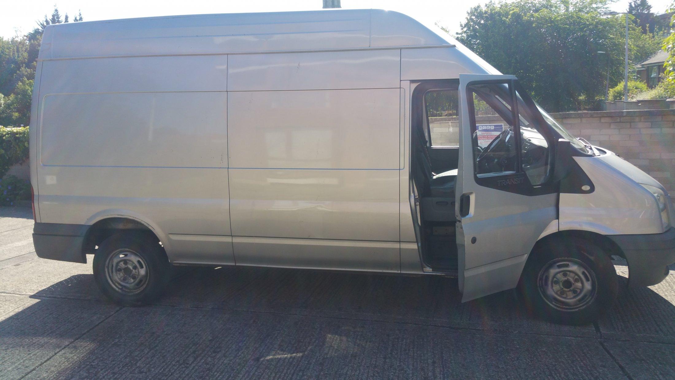 Man With A Van Dublin 4 Sandymount