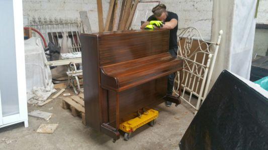 Man With A Van Dublin 4 Sandymount Piano Moving
