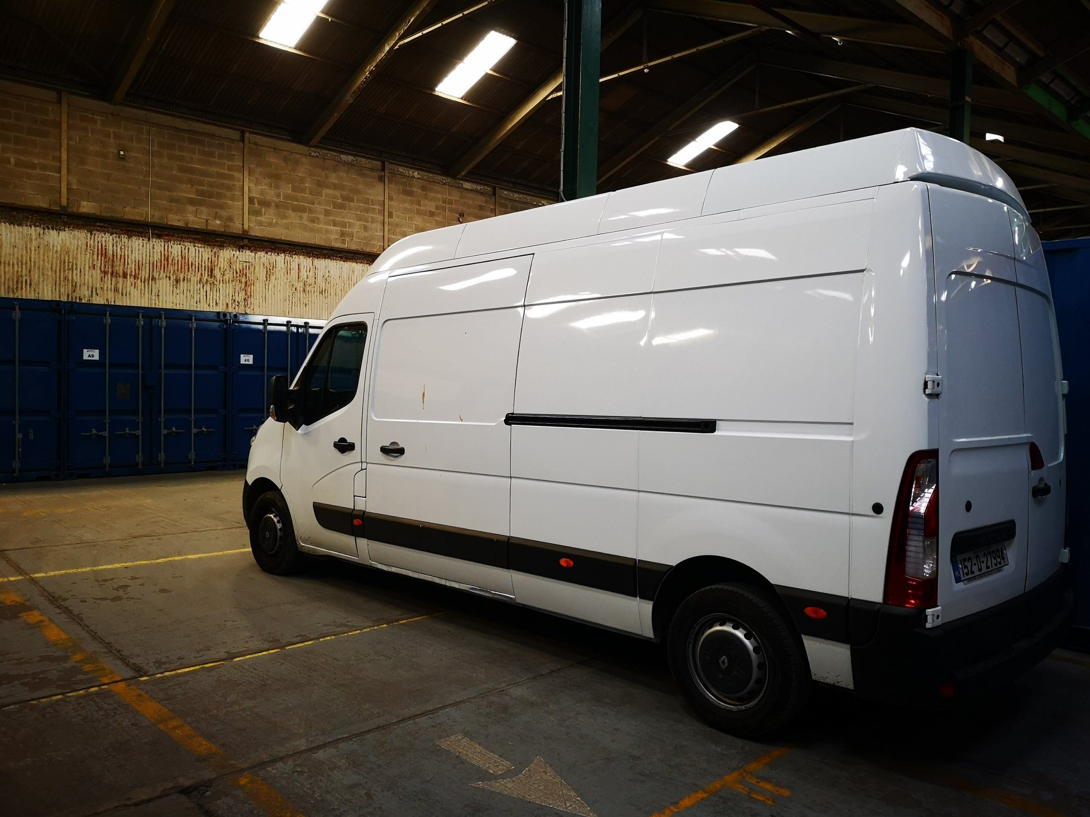 big van for house and office moves