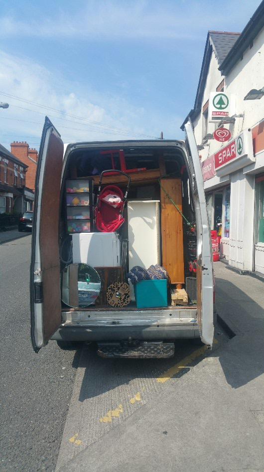 Man With A Van Dublin 3 Drumcondra Clontarf