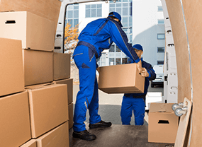 Man and Van Moving Service