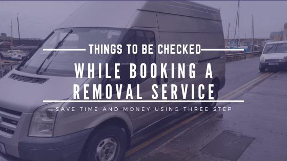 Moving Van in Dublin